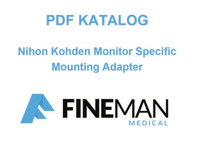 NIHON KOHDEN Monitor Specific-Mounting-Adapter